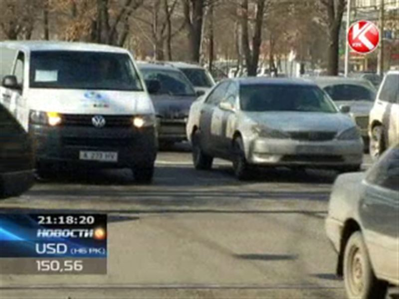 До конца года на дорогах в Алматы установят 82 видеопоста