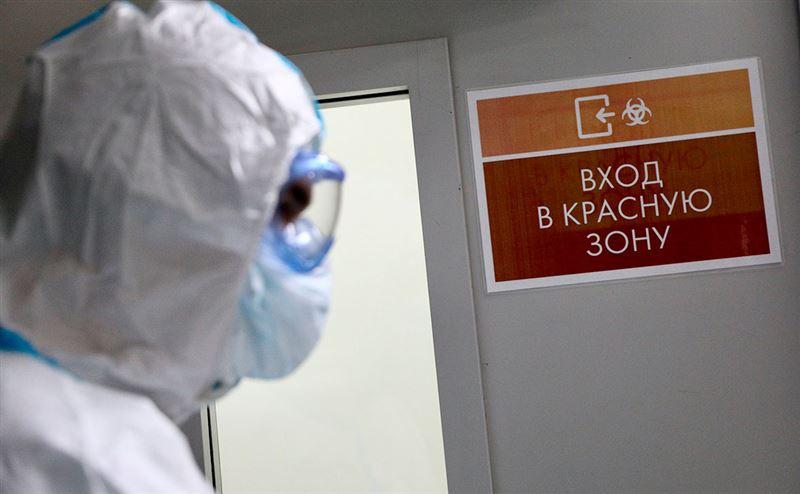 Столица Казахстана снова оказалась в «красной» зоне по распространению коронавируса