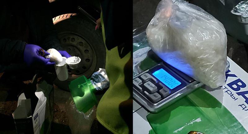 Казахстанцы переправляли мефедрон из России в фильтрах для воды