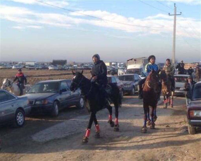 Очередной кокпар с участием 200 человек выявлен в Туркестанской области