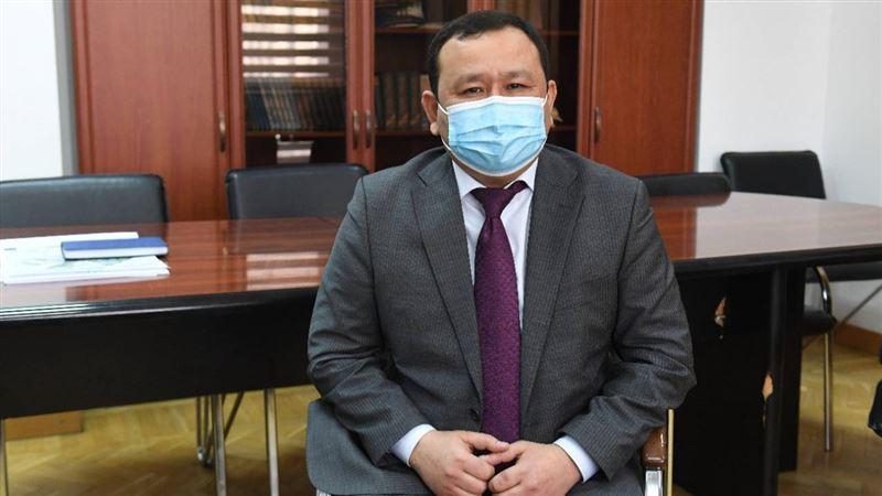 Алматы әкімдігі Сапар Нұрашевтың ұсталғанын жоққа шығарды