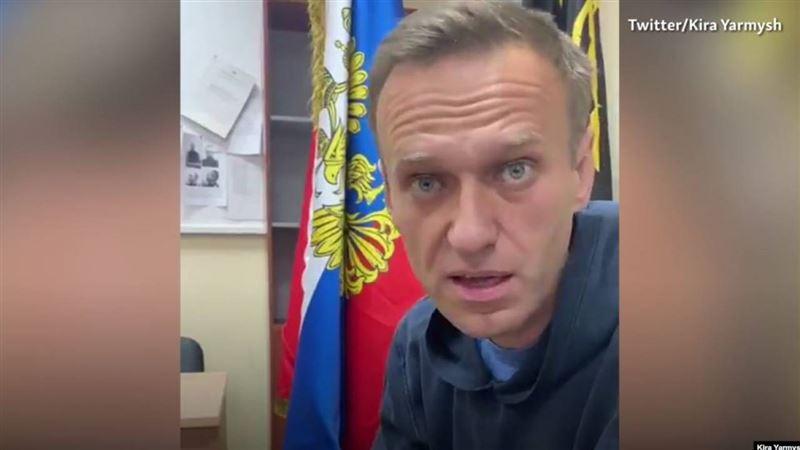 Навальный арестован на 30 суток