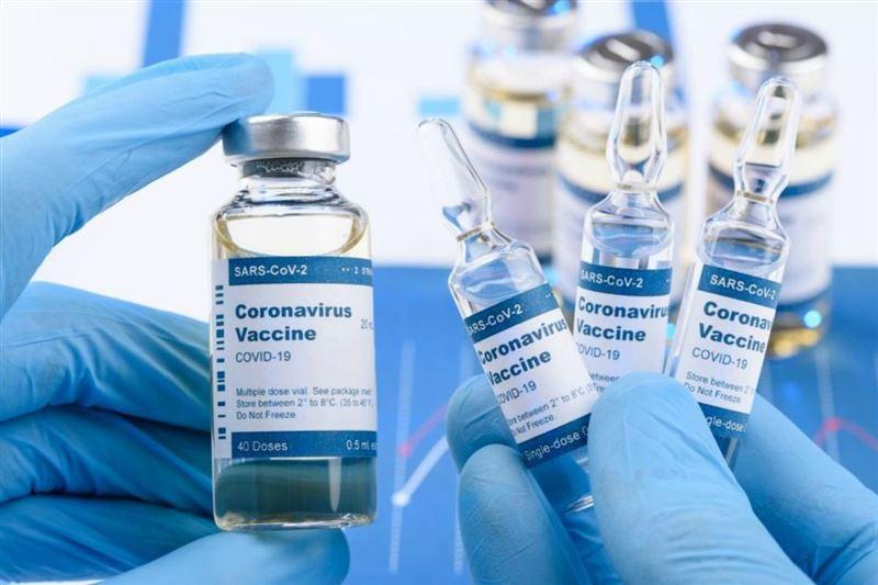 Вакцина еккен 55 адам көз жұмды