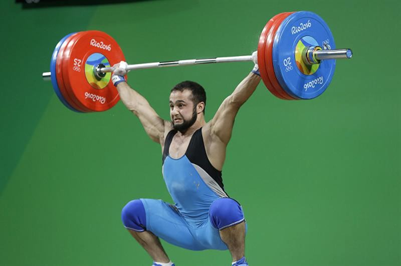 Олимпийский чемпион Ниджат Рахимов отстранен из-за допинга