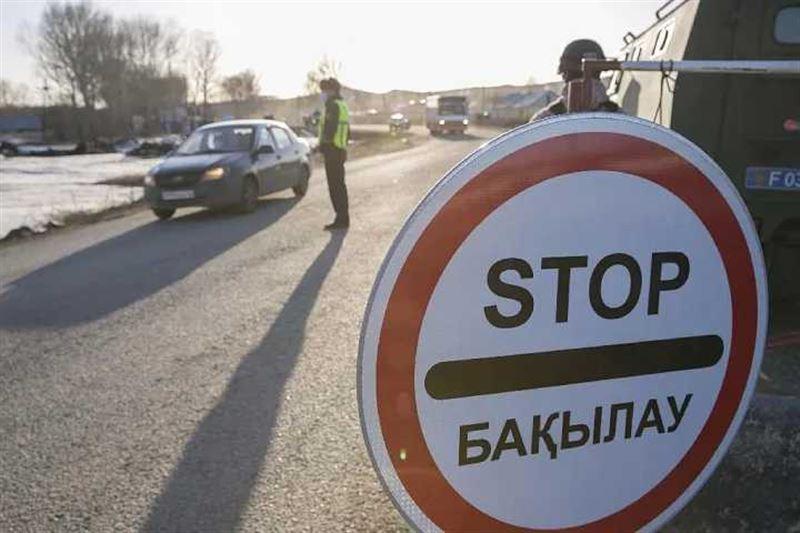15 блокпостов выставили в неблагополучных по коронавирусу регионах