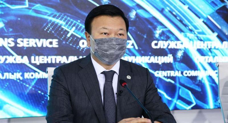 Министр Қазақстанда коронавирустың шарықтау шегі қашан болатынын болжады