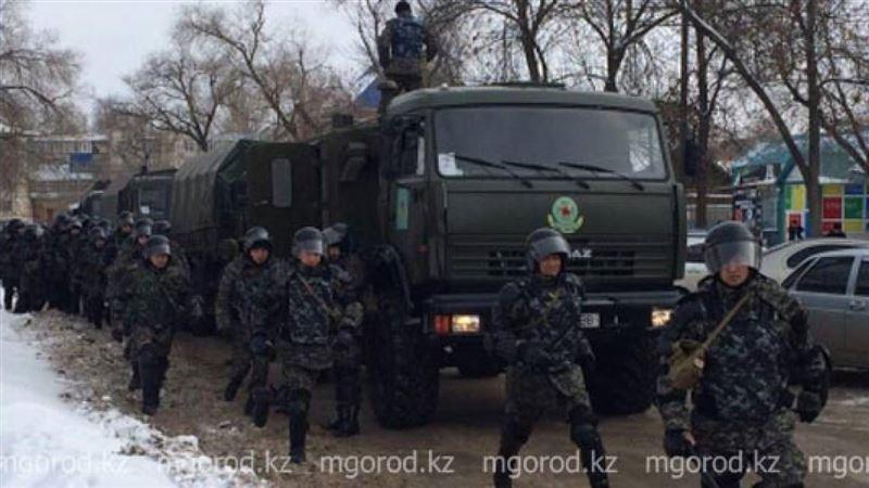 Более 600 человек эвакуировали в Актюбинской области из-за сообщения о бомбе