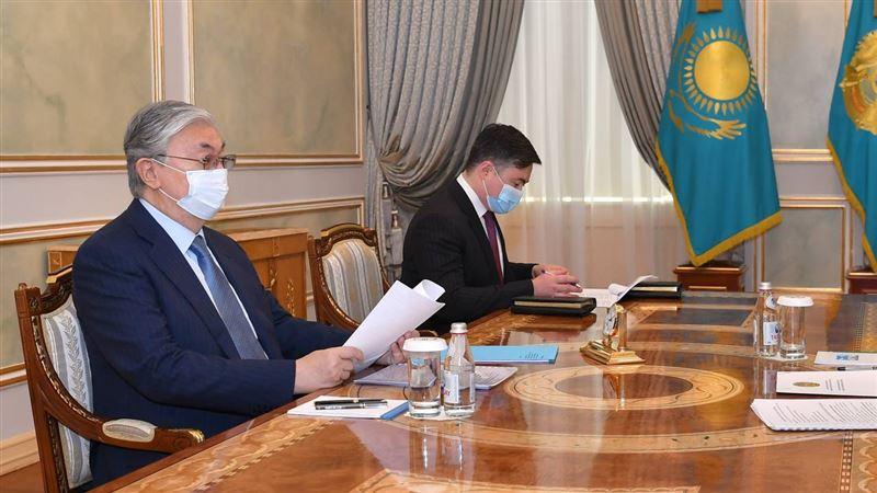 Что поручил Токаев главе Агентства по делам госслужбы