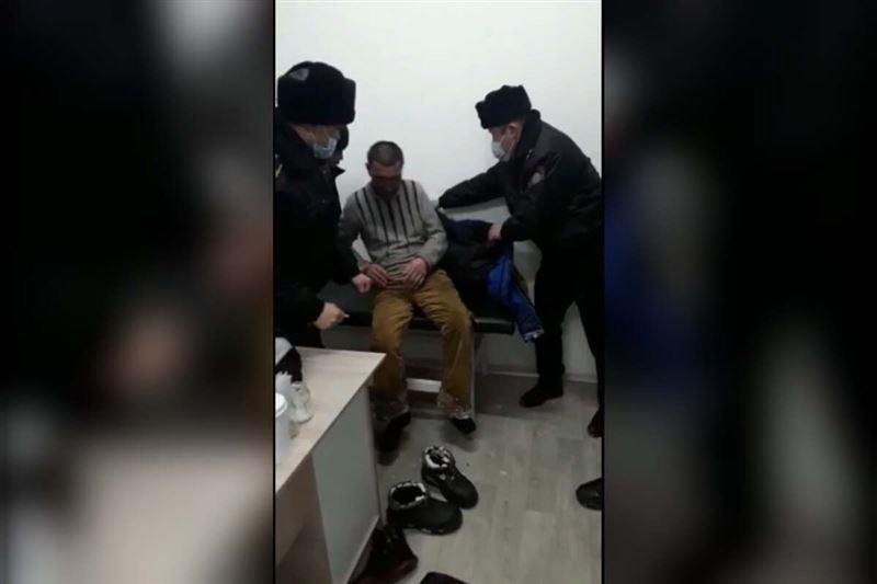 Чабан заблудился в Жамбылской области