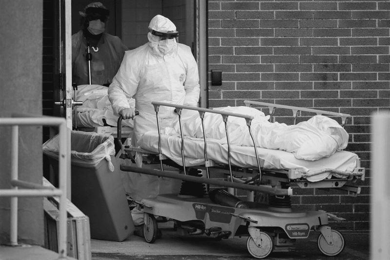 Елімізде бір аптада коронавирустан 54 адам қайтыс болды