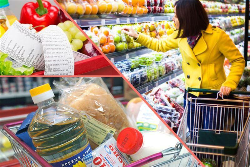 Алматыда супермаркет азық-түлік бағасын негізсіз көтерген