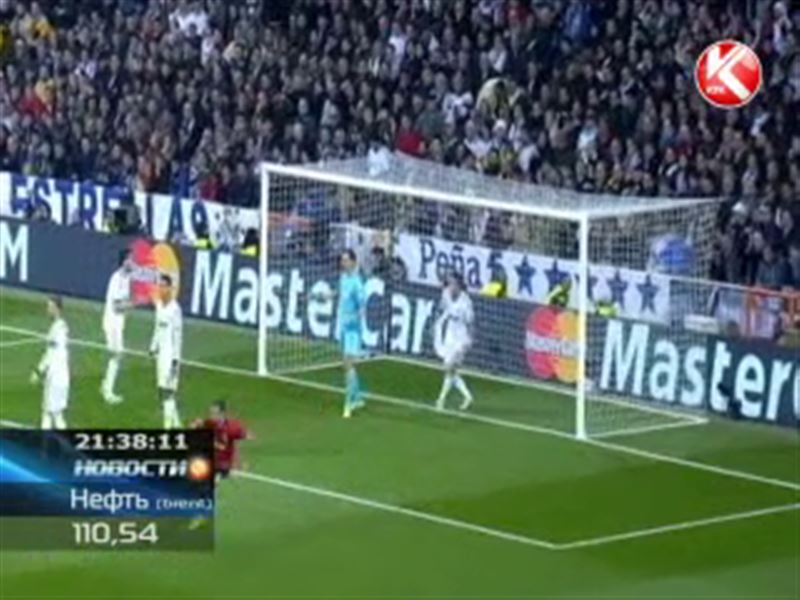 Футбол на КТК - испанский «Реал» и английский «Манчестер Юнайтед»