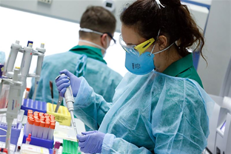 Как коронавирус может проникать в легкие