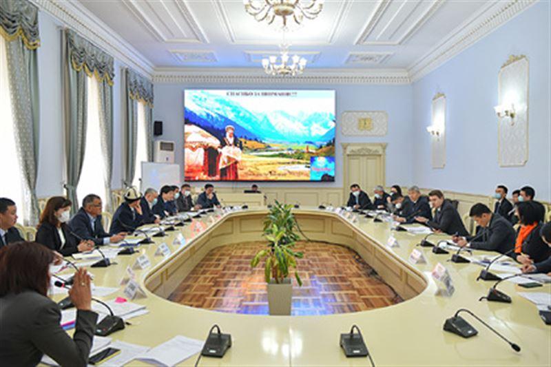 Правительство Кыргызстана сложило полномочия