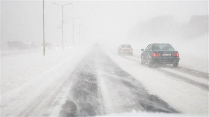 Какие трассы закрыли в Алматинской области