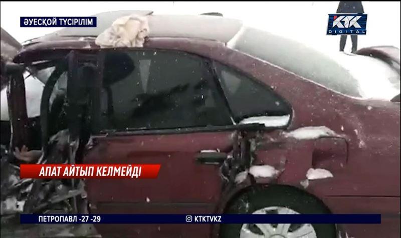 Семей - Новопокровка бағытында жантүршігерлік жол апаты болды