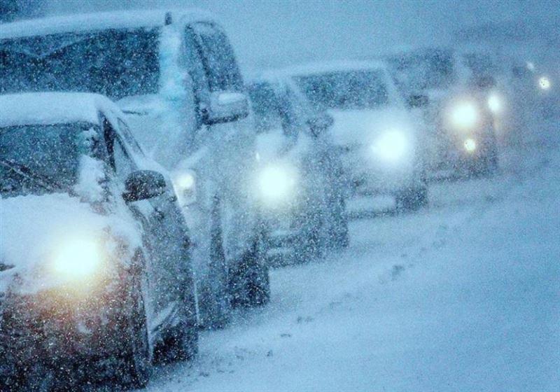 Из-за мороза в Казахстане закрываются трассы