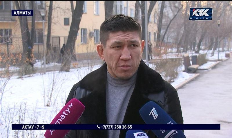 Бойца Куата Хамитова приговорили к ограничению свободы