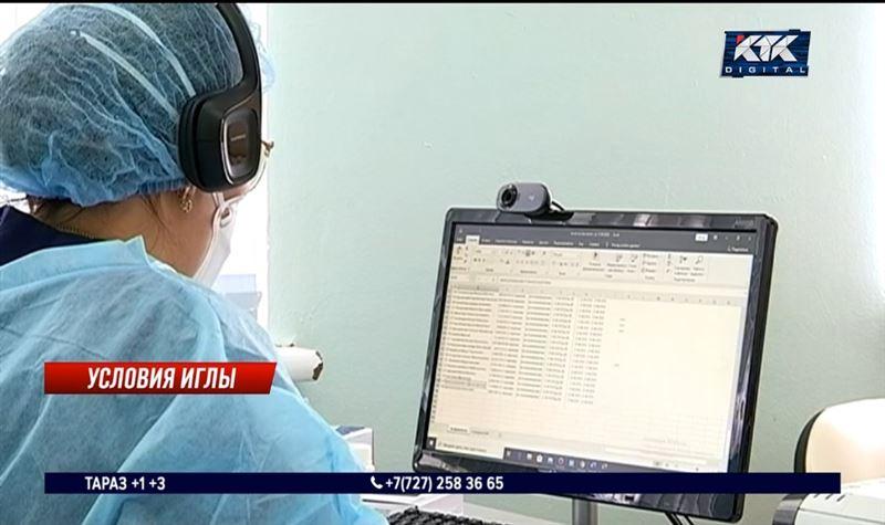 В регионах открывают кабинеты для вакцинации от ковида