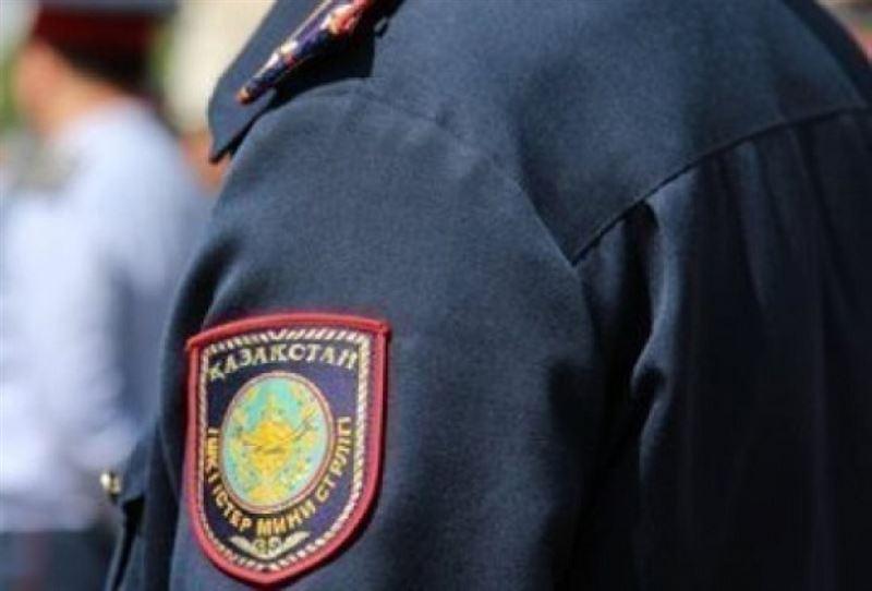 Туркестанские полицейские по горячим следам задержали вора