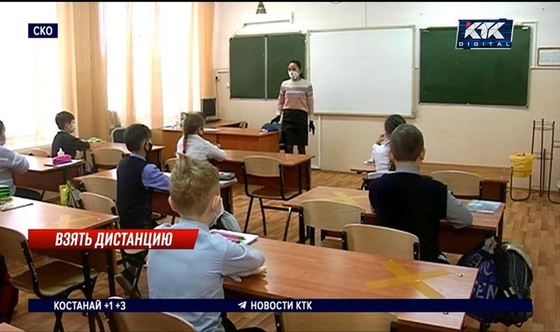 В двух регионах закрывают школы из-за вспышки коронавируса