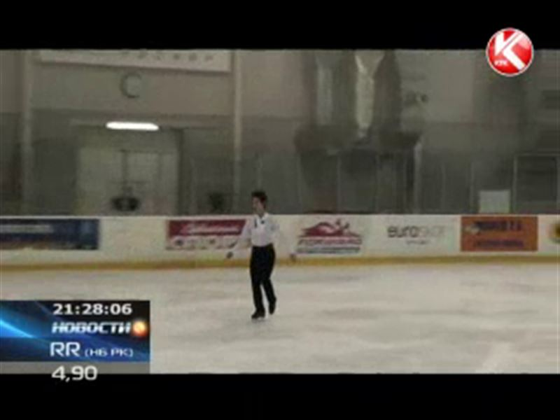 Казахстанский фигурист Денис Тен занимает второе место на чемпионате мира