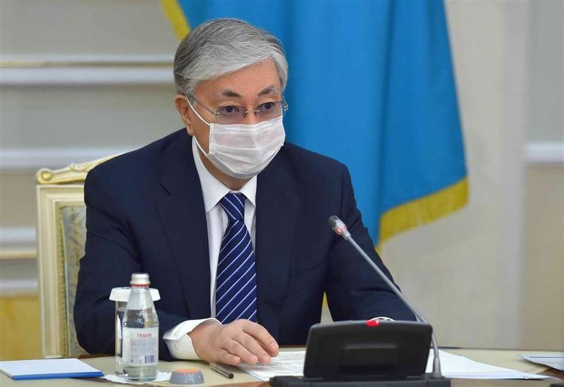 Касым-Жомарт Токаев принял председателя правления «Казатомпрома» Галымжана Пирматова