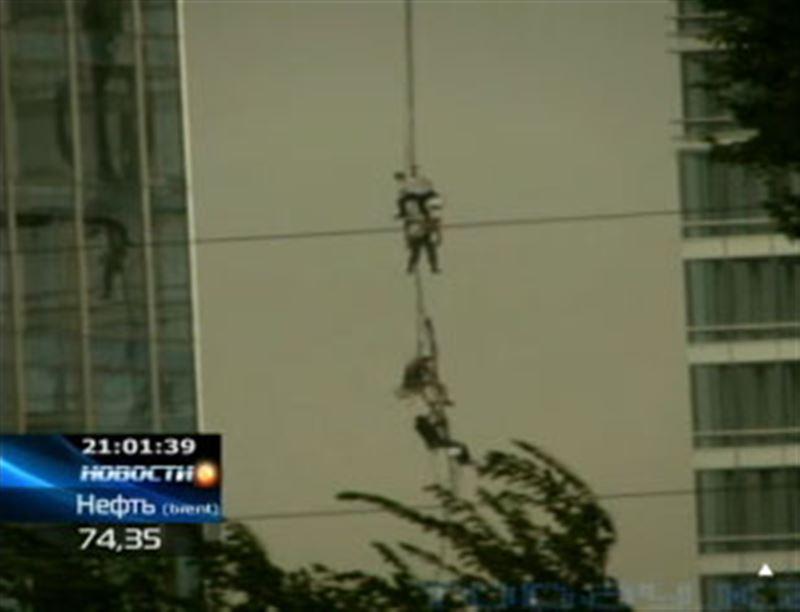 В гибели четырех рабочих в Алматы виновен работодатель