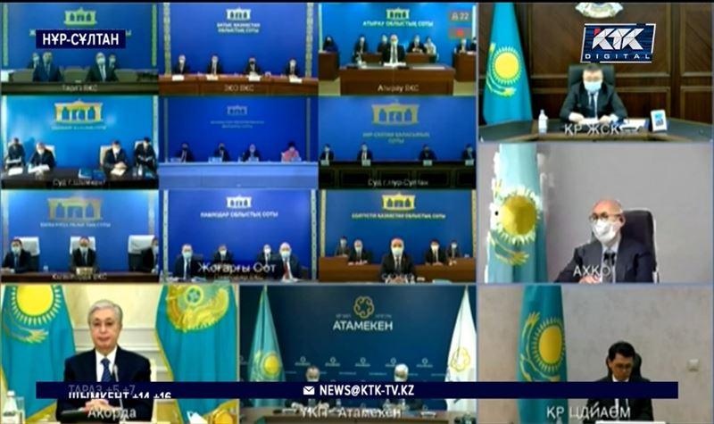 Қасым-Жомарт Тоқаев: Осыдан бірер күн бұрын масқара жағдай болды