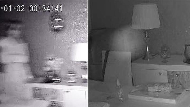 Влюбленные уверяют, что засняли в доме призрак невесты