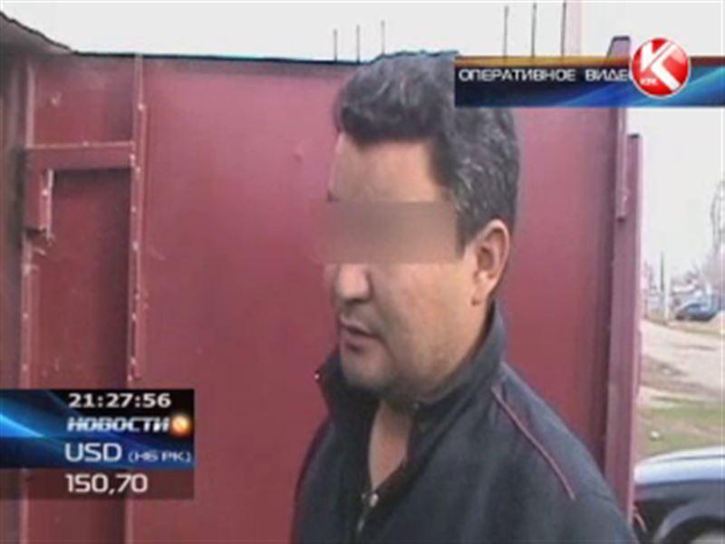 В Жамбылской области безработный сын чиновника насмерть сбил человека