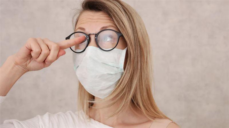 Очки оказались полезными во время пандемии коронавируса