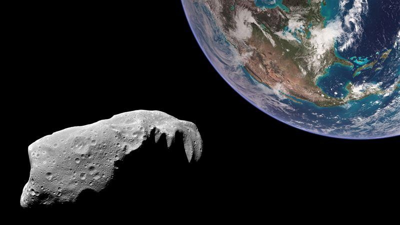 К Земле приблизится астероид размером со стадион