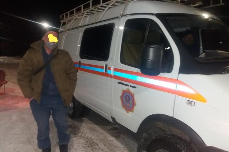 Заблудившегося и замерзающего мужчину спасли в ВКО