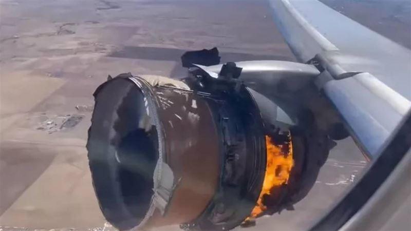 Стала известна возможная причина падения частей самолета Boeing 777