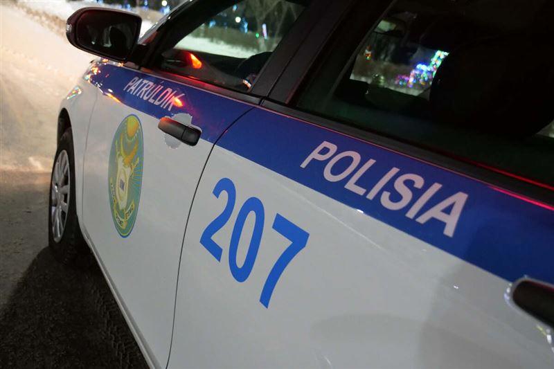 Серийного грабителя задержали полицейские Караганды,