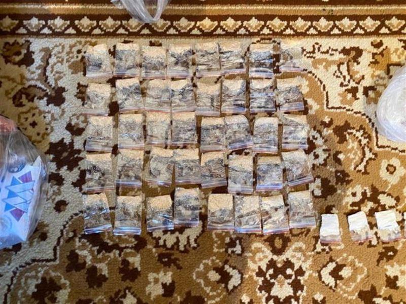 В Северном Казахстане действовала нарколаборатория