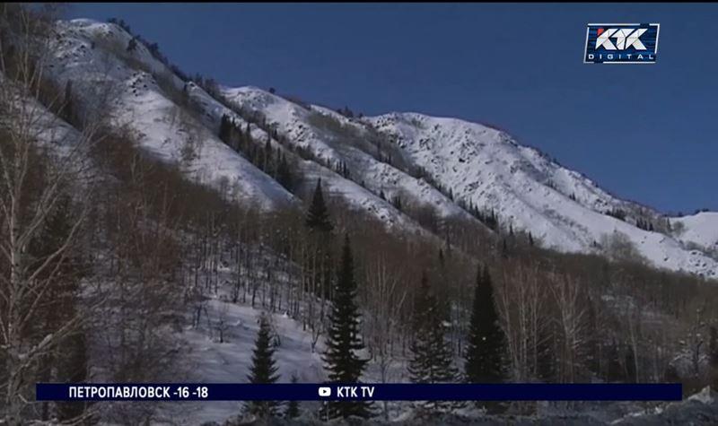Труп женщины нашли в горной местности