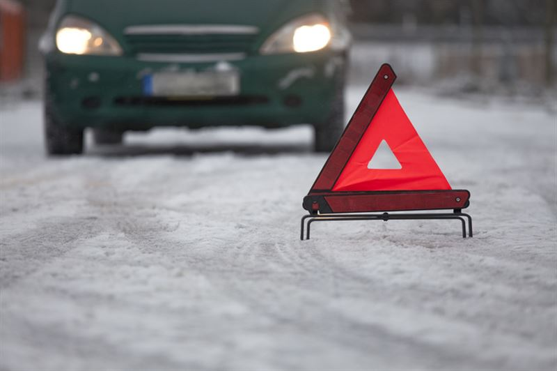 Қарағанды облысында жол апатынан бір адам қаза тапты