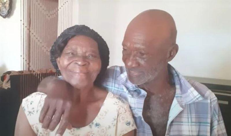 91 жастағы әжей он жыл ойланып тұрмысқа шықты