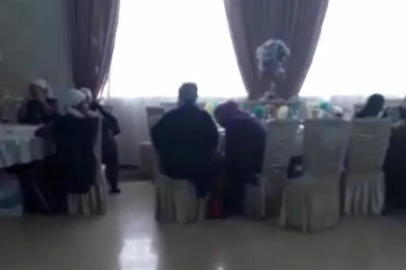 В Туркестане остановили кудалык на 60 человек