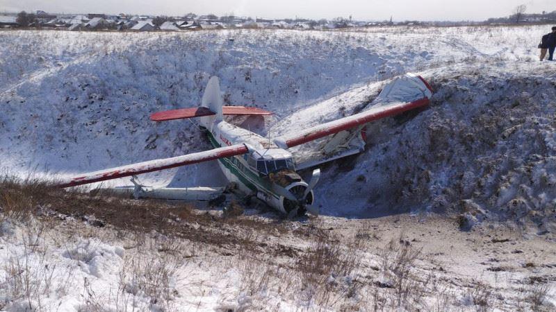 Алматы облысында АН-2 ұшағы шұғыл жағдайда қонды