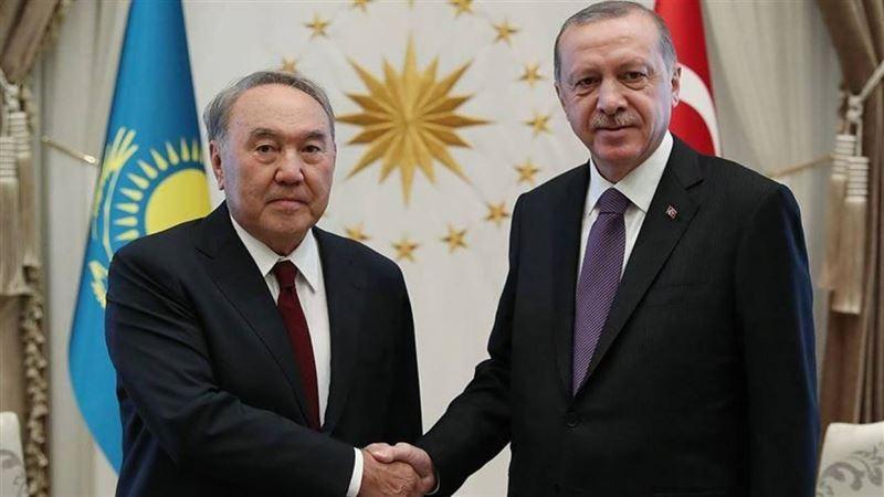 Елбасы созвонился с главой Турции и поздравил его с днем рождения