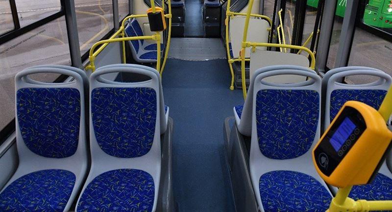Скончалась женщина, которую сбил автобус в Алматы