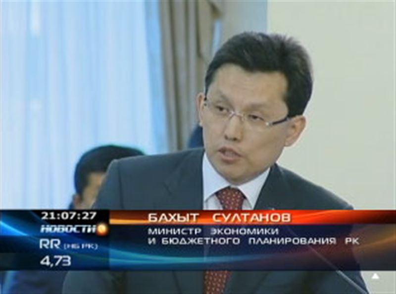О доходах и расходах страны за полгода сегодня рассказали премьеру министры экономического блока