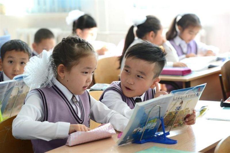 Алматылық оқушылар наурызда қалай оқиды