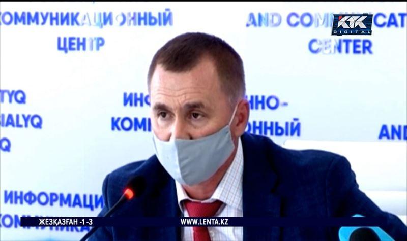 Қос азаматтығы бар Олег Почивалов жұмысынан қуылды