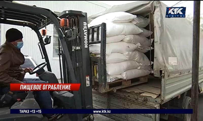 Ввоз иностранных продуктов в Казахстан предлагают ограничить