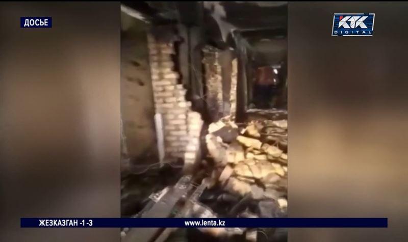 Скончалась девушка, пострадавшая при взрыве в общежитии Петропавловска