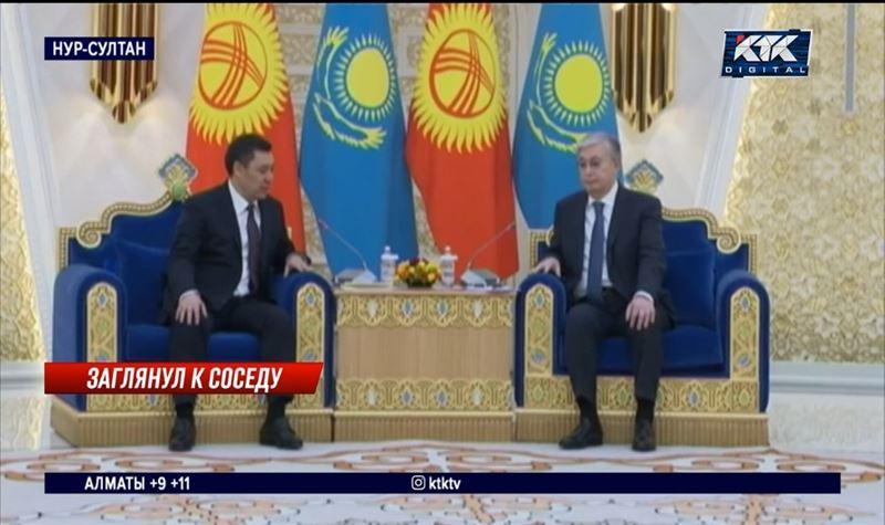 Казахстан отправит в Кыргызстан гумпомощь и примет оттуда больше студентов